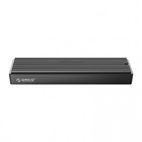Orico Adaptor Enclosure NVMe M.2 SSD to USB 3.1 Type C - M2PV-C3 - Black - 5