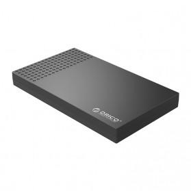 Orico SSD HDD Enclosure 2.5 inch USB Type C 3.1 - 2526C3 - Black - 2