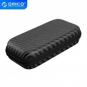 Orico EVA Shockproof Case Eksternal SSD NVME M.2 Hard Drive - M2PH01 - Black