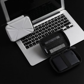 BUBM HDD Protection Case Bag 2.5 Inch - ERD-S (ORIGINAL) - Black - 4