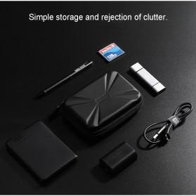 BUBM HDD Protection Case Bag 2.5 Inch - ERD-S (ORIGINAL) - Black - 5