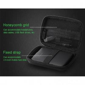 BUBM HDD Protection Case Bag 2.5 Inch - ERD-S (ORIGINAL) - Black - 8