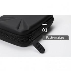 BUBM HDD Protection Case Bag 2.5 Inch - ERD-S (ORIGINAL) - Black - 9