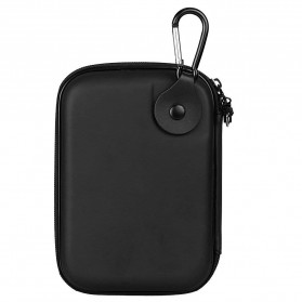 BUBM HDD Protection Case Bag 2.5 Inch Multifungsi - HD-1001 - Black - 5