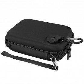 BUBM HDD Protection Case Bag 2.5 Inch Multifungsi - HD-1001 - Black - 6