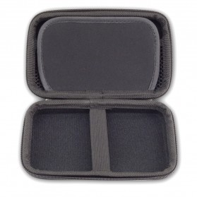 BUBM HDD Case Bag Protection Organizer Multifunction - GH1301 - Black - 2