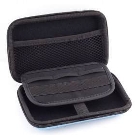 BUBM HDD Case Bag Protection Organizer Multifunction - GH1301 - Black - 3