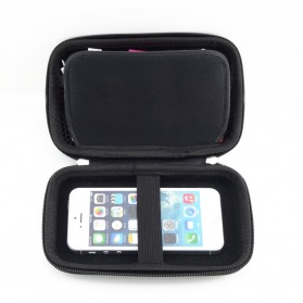 BUBM HDD Case Bag Protection Organizer Multifunction - GH1301 - Black - 7