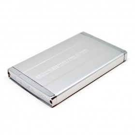 Mobile USB HDD Enclosure for 1.8 Inch SATA - Silver