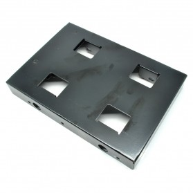 Internal HDD / SSD 2.5 Inch to 3.5 Inch Enclosure - Black - 2
