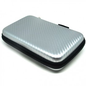 Case HDD Eksternal EVA Shockproof - Silver