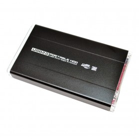 Hard Disk Case External 2.5 Inch USB 2.0 SATA Port - 205A U2S - 2