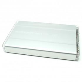 Hard Disk Case External 2.5 Inch USB 2.0 SATA Port - 205A U2S - Silver - 3