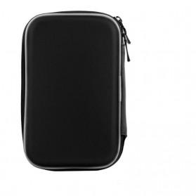 Shockproof HDD Protection Bag 2.5 Inch - H96 - Black - 2