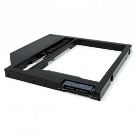 Universal 2.5 inch HDD Caddy 12.9 x 12.8 x 9mm SATA to SATA - TSR126 - 2