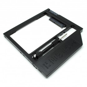 Universal 2.5 inch HDD Caddy 12.9 x 12.8 x 9mm SATA to SATA - TSR126 - 3