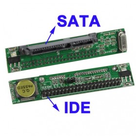 IDE to SATA Converter Adapter for HDD 2.5 Inch