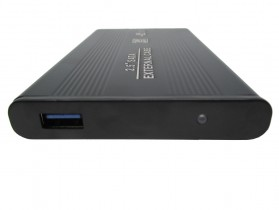External Hard Disk Case Sata Interface USB 3.0 - WLX3207 - Black - 2