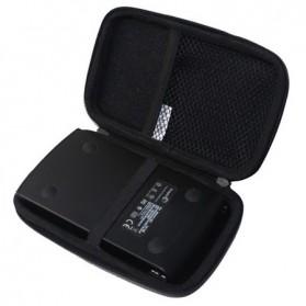 EVA Shockproof Case Bag for External HDD 2.5 Inch / Power Bank - HD404 - Black - 4
