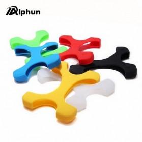 Alphun HDD Protection Case SIlicone Bumper Bag 2.5 Inch - PHC-61 - Mix Color - 2