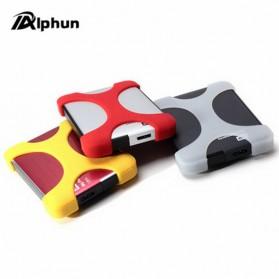 Alphun HDD Protection Case SIlicone Bumper Bag 2.5 Inch - PHC-61 - Mix Color - 3