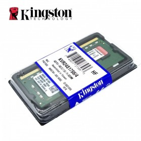 KINGSTON Memory Notebook SODIMM 4GB DDR4 PC-19200 KVR24S17S6/4