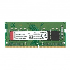 KINGSTON Memory Notebook SODIMM 4GB DDR4 PC-19200 KVR24S17S6/4 - 4