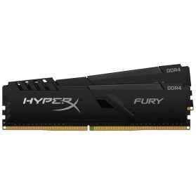 KINGSTON HyperX FURY RAM DIMM 4GB DDR4 2666MHz CL16 - HX426C16FB3/4 - Black - 2