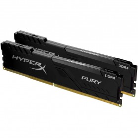 KINGSTON HyperX FURY RAM DIMM 4GB DDR4 2666MHz CL16 - HX426C16FB3/4 - Black - 6