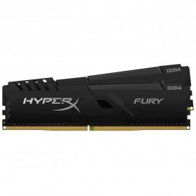 KINGSTON HyperX FURY RAM DIMM 2x8GB 16GB DDR4 2666MHz CL16 - HX426C16FB3K2/16 - Black - 2