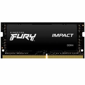 KINGSTON FURY Impact RAM SODIMM 16GB DDR4 3200MHz CL20 - KF432S20IB1/16