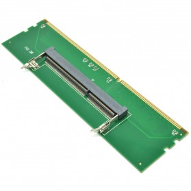 Memory RAM Laptop / Notebook DDR2 DDR3 - SODIMM DDR3 Laptop To DIM DDR3 Desktop RAM Adapter Converter