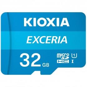 Kioxia Exceria MicroSDHC Class 10 UHS-I 32 GB  - LMEX1L032GG4