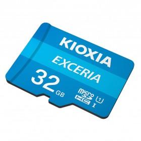 Kioxia Exceria MicroSDHC Class 10 UHS-I 32 GB - LMEX1L032GG2 - 3