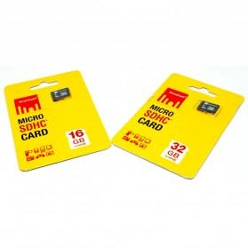 Strontium Basic MicroSDHC Class 6 32GB - SR32GTFC6 - Black - 3