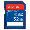 SanDisk Standard SDHC Card Class 4 32GB - SDSDB-032G-BQ35