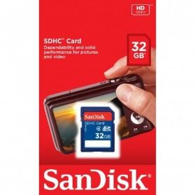 SanDisk Standard SDHC Card Class 4 32GB - SDSDB-032G-BQ35 - 3