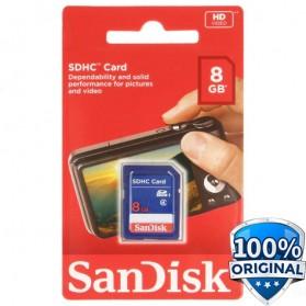 SanDisk Standard SDHC Card Class 4 8GB - SDSDB-008G-B35