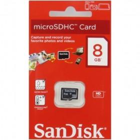 SanDisk microSDHC Memory Cards Class 4 8GB - SDSDQM-008G-BQ35 - 3