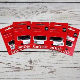 Sandisk Cruzer Spark USB Flashdisk 64GB - SDCZ61-064G - Black - 3