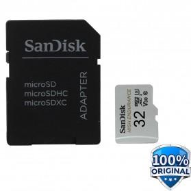 SanDisk High Endurance microSDHC Card UHS-I Class 10 U3 V30 (100MB/s) 32GB - SDSQQNR-032G-GN6IA - 2
