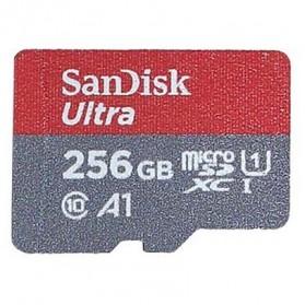 SanDisk Ultra microSDXC Card UHS-I Class 10 A1 (100MB/s) 256GB - SDSQUAR-256G-GN6MN - 2