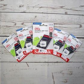 SanDisk Ultra microSDHC Card UHS-I Class 10 (100MB/s) 32GB - SDSQUNR-032G - 3