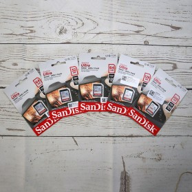 SanDisk Ultra SDXC UHS-I Class 10 SD Card (120mb/s) 64GB - SDSDUN4-064G-GN6IN - 3