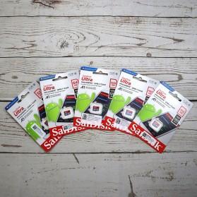 SanDisk Ultra microSDXC Card UHS-I Class 10 A1 (120MB/s) 400GB - SDSQUA4-400G-GN6MN - 3
