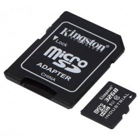 Kingston Canvas Select MicroSDXC UHS-I Class 10 (80MB/s) 64GB - SDCS/64GB - 3