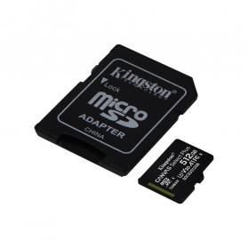 Kingston Canvas Select Plus MicroSDXC UHS-I Class 10 V10 (100MB/s) 512GB - SDCS2 - 2