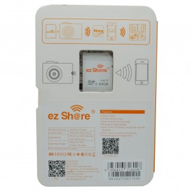 Jual Micro SD Card - EZ Share SDHC Wi-Fi Card 64GB Class 10