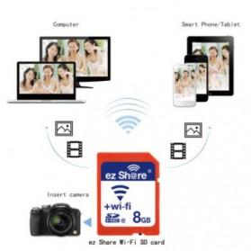 EZ Share SDHC Wi-Fi Card 64GB Class 10 - 4