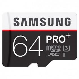 Samsung MicroSDXC PRO+ UHS-3 Class 10 (95MB/s) 64GB - MB-MD64DA